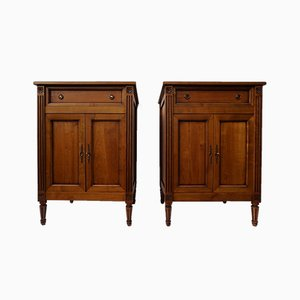 Louis XVI Style Nightstands from Est Faye Couzon, 1960s, Set of 2