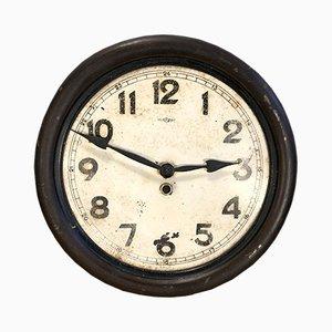 Vintage Uhr aus Eisen von Kienzle, 1930er