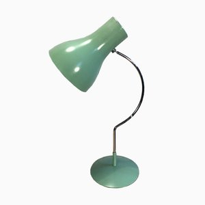Green Table Lamp by Josef Hurka For Napako, 1960s