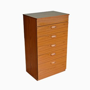 Vintage Chest of Drawers from Schreiber, 1970s