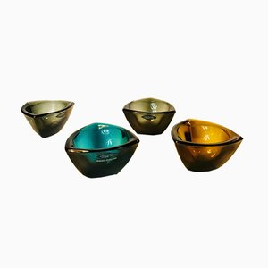 Mid-Century Finnish Häransilmä Bowls by Kaj Franck, 1950s, Set of 4