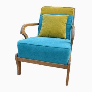 Scandinavian Modern Armchair, 1960s