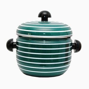 Enamel Cooking Pot by Carl Auböck for Riess, 1960s