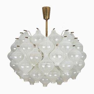 Tulipan Ceiling Lamp by J. T. Kalmar, 1960s