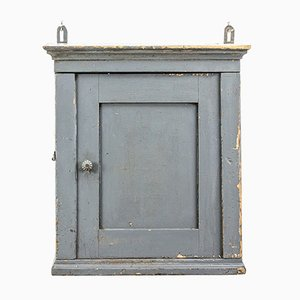 Antique French Wall Cabinet