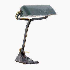 Lampada da scrivania vintage di Horax, anni '30