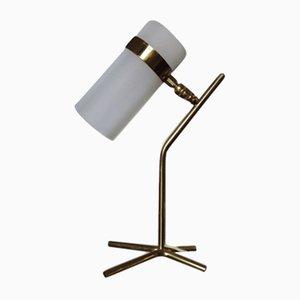 Tischlampe von Pierre Guariche & Jean Boris Lacroix für Caillat, 1950er