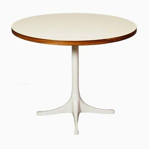 Table Piédestal Action par George Nelson & Robert Probst pour Herman Miller, 1975