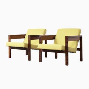 SZ25 / SZ80 Sessel von Hein Stolle für 't Spectrum, 1960er, 2er Set