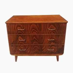 Nordic Style Chest of Drawers, 1950s