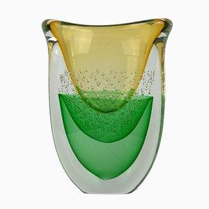 Modell Galassia Vase aus Muranoglas von Valter Rossi