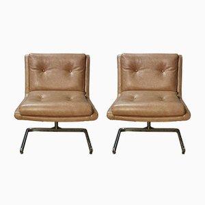 Vintage Sessel von Raphael Raffel, 2er Set