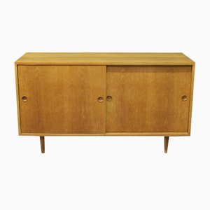 Danish Oak Sideboard by Børge Mogensen, 1960s