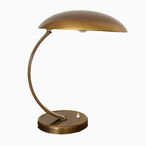 Model President No. 6751 Table Lamp by Christian Dell for Kaiser Leuchten, 1950s