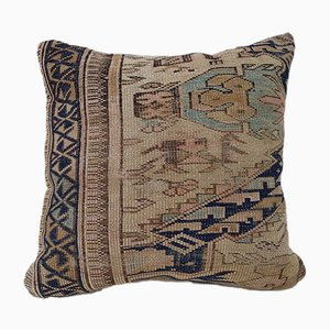 Handmade Shirvan Rug Cushion Cover from Vintage Pillow Store Company, 2010s