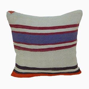Housse de Coussin Kilim Fait Main de Vintage Pillow Store Contemporary