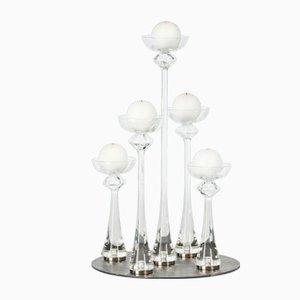Kleiner magnetischer Kerzenständer von Giorgio Tesi für VGnewtrend