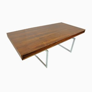 Rosewood Dining Table by Bodil Kjaer for Bernhard Pedersen & Søn, 1960s
