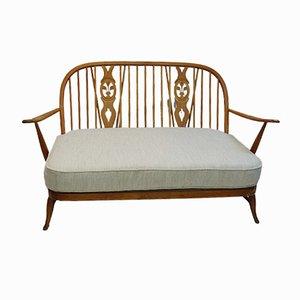 Vintage 2-Sitzer Sofa von Lucian Ercolani für Ercol, 1960er