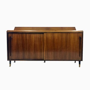 Mid-Century Italian Rosewood Sideboard, 1960s