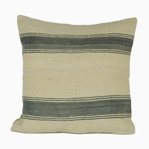African Mudcloth Kilim Cushion Cover from Vintage Pillow Store Contemporary, 2010s