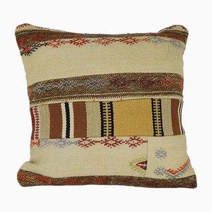 Handgefertigter Kelim Kissenbezug von Vintage Pillow Store Contemporary