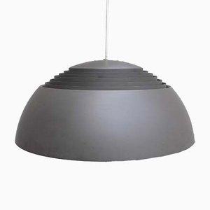 Lámpara de techo AJ Royal vintage de Arne Jacobsen para Louis Poulsen, años 60