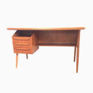 Moderner skandinavischer Schreibtisch von Gunnar Nielsen Tibergaard, 1970er