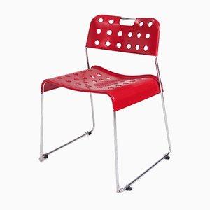 Omkstak Stuhl von Rodney Kinsman für OMK, 1970er