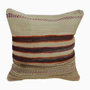 Housse de Coussin Kilim Torchon de Vintage Pillow Store Contemporary, 2010s