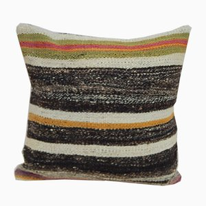 Turkish Kilim Pillow Cover from Vintage Pillow Store Contemporary