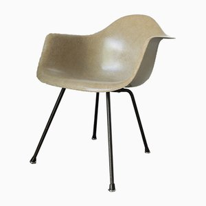 Grey SAX Armchair by Charles & Ray Eames for Zenith, 1950s
