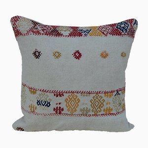 Bohemian Handwoven Pillow Cover from Vintage Pillow Store Contemporary