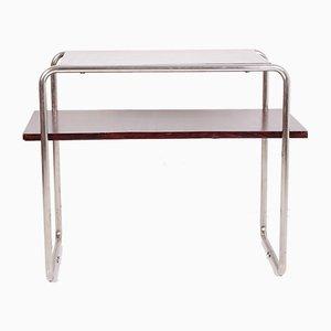 Tavolino B 12 di Marcel Breuer per Thonet, anni '30
