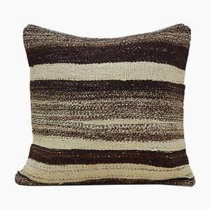 Striped Mudcloth Cushion Cover from Vintage Pillow Store Contemporary, 2010s