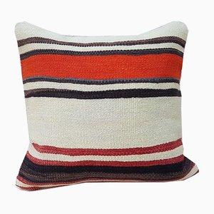 Grainsack Kelim Kissenbezug von Vintage Pillow Store Contemporary