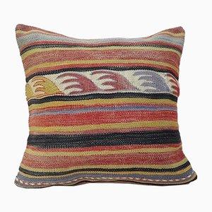Handgewebter Kelim Kissenbezug von Vintage Pillow Store Contemporary
