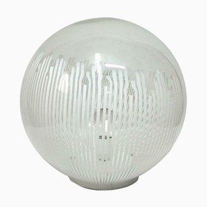 Tischlampe von Diaz de Santillana für Venini, 1960er