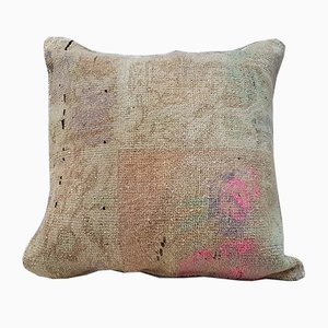 Oushak Rug Cushion Cover from Vintage Pillow Store Contemporary, 2010s