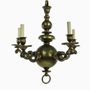 Antiker niederländischer Kronleuchter, 1840er