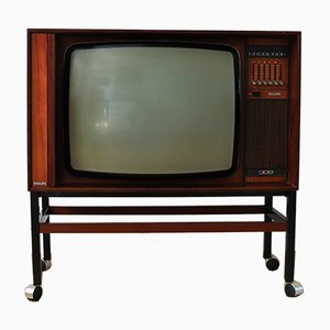 Rosewood TV Cabinet from Philips, 1960s