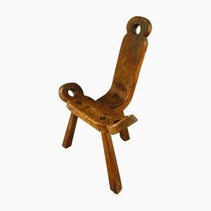 Österreichischer Stuhl, 1780er