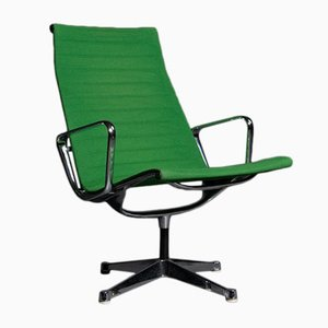 Green Model EA 116 Chair by Charles & Ray Eames for Herman Miller, 1950s