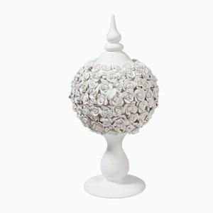 Coco Camelie Halterung aus Keramik von Marco Segantin für VGnewtrend
