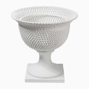 Jarrón italiano de cerámica de VGnewtrend