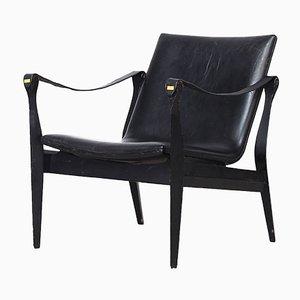 Safari Sessel von Ebbe & Karen Clemmensen für Fritz Hansen, 1960er