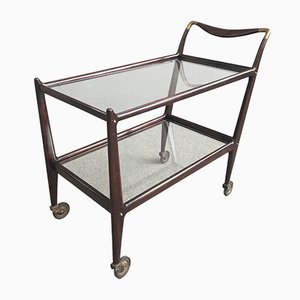 Service Trolley by Ico Parisi for De Baggis, 1950s