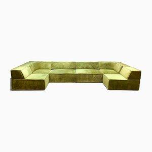 Großes modulares Vintage Sofa von Team Form AG für COR