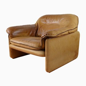 Leather Model DS16 Chair from de Sede, 1970s