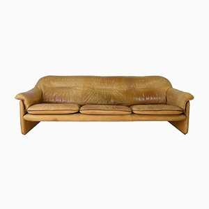 DS16 Three Seater Couch from de Sede, 1970s
